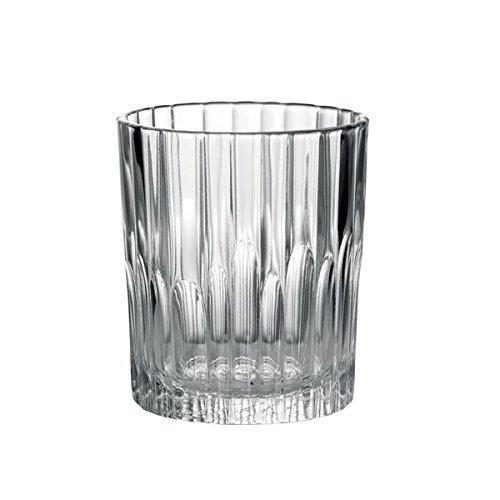 Duralex Manhattan verre à whisky 220ml, sans repère de remplissage, 6 verre