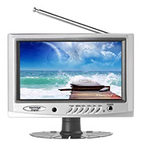 Portable Digital Tv - Battery Operated