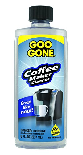 Goo Gone Coffee Maker Cleaner, 8 Ounce