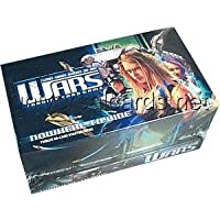 WARS Trading Card Game: Nowhere To Hide Starter Deck Box
