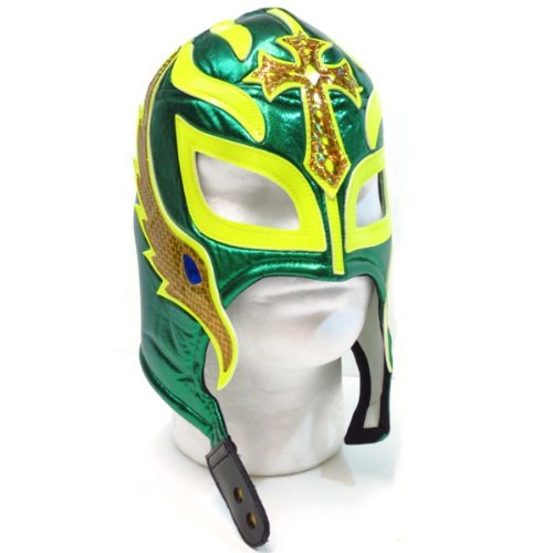 how to make rey mysterio mask