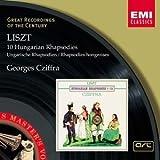 Liszt: 10 Hungarian Rhapsodies