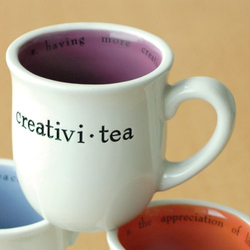 Buy Tea Talk Teacup – Creativitea