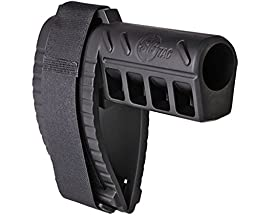 Sig Sauer SBX and Two (2) Black Adjustable Nylon Stabilizing Straps - Bundle (3 total items)