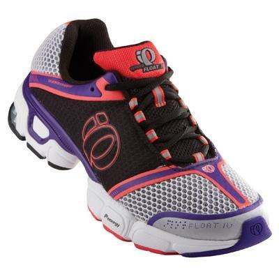 Pearl iZUMi Women's Syncro Float IV Running Shoe,Coral/Dahlia,7.5