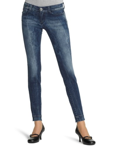 Miss Sixty Magic Malone Skinny Women's Jeans blue denim 32W x 32L