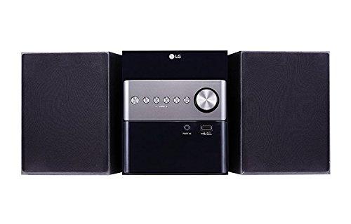 LG-CM1560-Micro-set-Nero