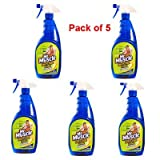 MR MUSCLE Multi-Task Kitchen Cleaner 750ml Pack of 5 - 882490 x 5 - packaging may vary