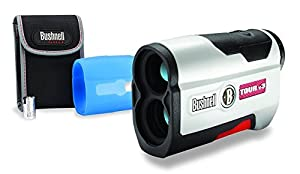 Bushnell Tour V3 Golf Rangefinder (PATRIOT PACK DELUXE VERSION w/ 60-Day Buy & Try Return Policy!