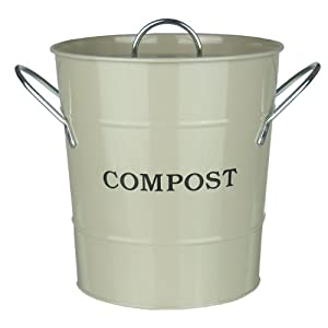 composting bin for food waste recycling kitchen home