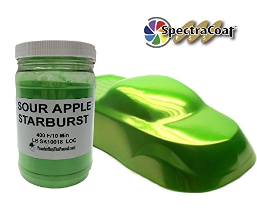 sour-apple-starburst-powder-coating-paint