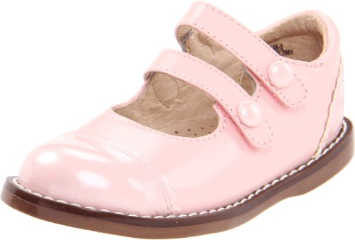 Footmates Mackenzie,Pink,9 M Us Toddler back-921049
