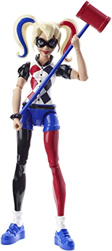 DC Super Hero Girls Harley Quinn 6