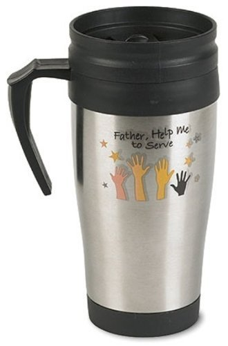 Servant Of The Lord Stainless Steel Travel Mug 16 Oz Coffee Cup