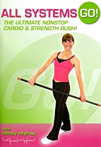 All Systems Go! The Ultimate Nonstop Cardio & Strength Rush Workout With Mindy Mylrea