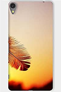 IndiaRangDe Case For Sony Xperia C6 Printed Back Cover