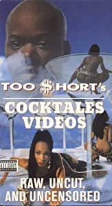Cocktails Videos Raw Uncut & Uncensored [VHS]