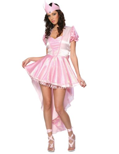 Glinda Ballerina Md Adult Womens Costume