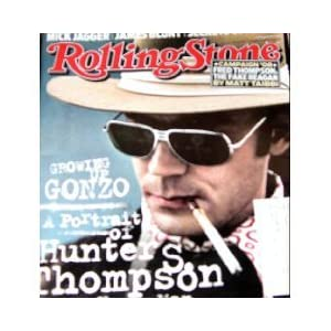 Rolling Stone Magazine: October 4, 2007 Issue 1036; Mick Jagger,  Secrets of Halo 3, Hunter S. Thompson