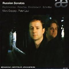 sonates russes pour violoncelle & piano