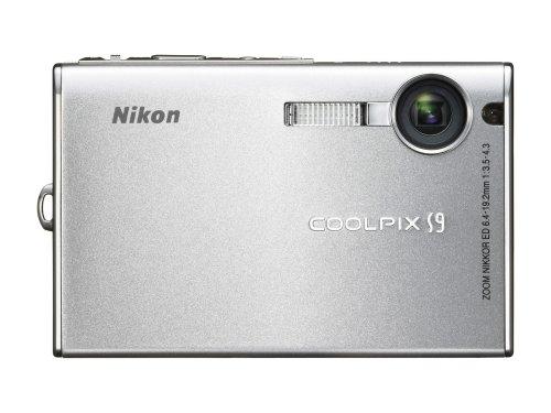 Nikon Coolpix S9 silver