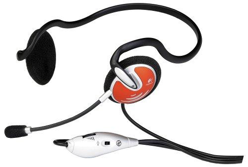 Logitech Internet Chat Headset Kopfhörer in verschiedene Farben