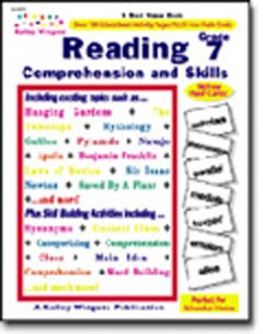 READING COMPREHENSION GR. 7 - 1