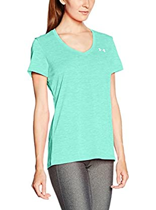 Under Armour Camiseta Manga Corta Tech Ssv (Verde Agua)