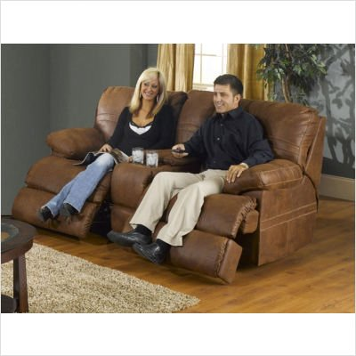 Buy Low Price Catnapper Catnapper Ranger Reclining Loveseat with Console Cupholders Storage (B003AQYX5E)