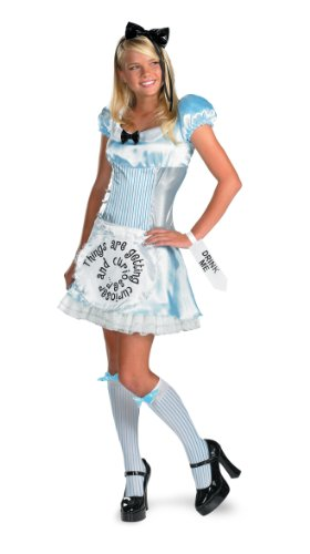 Adult Alice In Wonderland Costume 50332