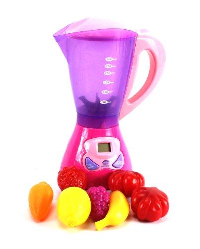 Fun Juicer Blender Children S Pretend Play Toy Kitchen