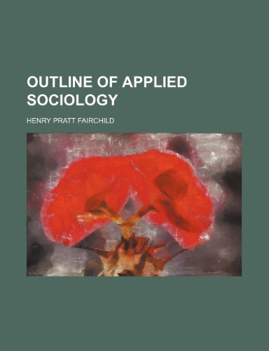 Outline of Applied Sociology