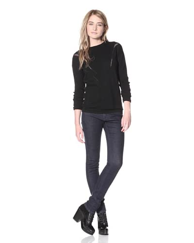 Surface to Air Women's Dixit Pullover  [Black]
