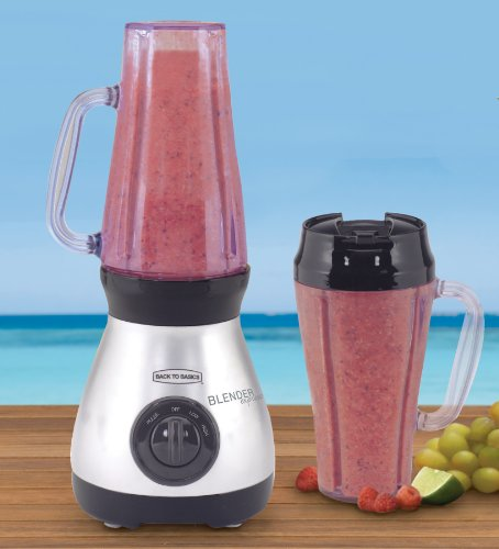 Kitchen Appliance Accessories: Back To Basics Blender Express Home Garden Kitchen Dining
