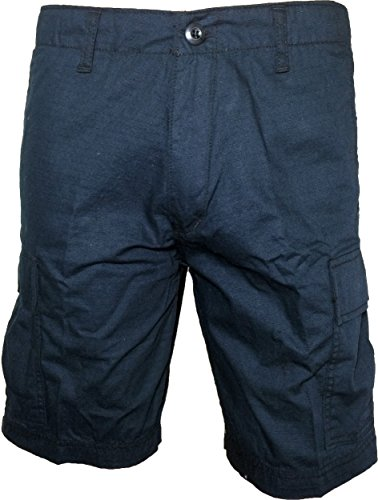 Ranger Return Men's Plain Camo Military BDU Shorts Navy Blue (X-Large) (Urns With Navy Emblem compare prices)