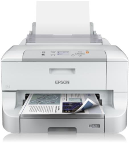 Epson Workforce WF-8090DW Color Inkjet Printer