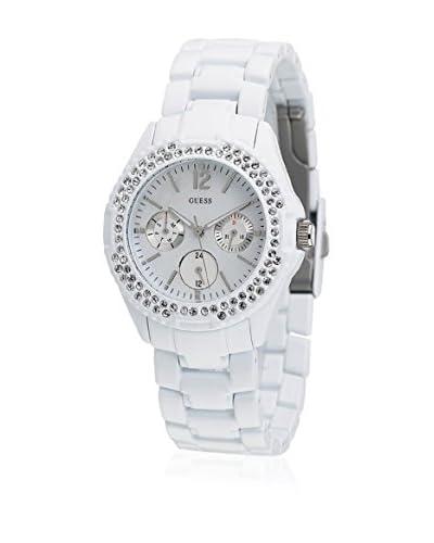 Guess Reloj de cuarzo Woman I16015L1 Blanco 38 mm
