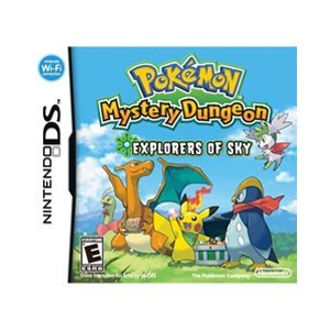 Pokemon Mystery Dungeon: Explorers of Sky (Nintendo DS) by Mazoom