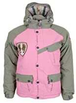 Sessions Magneto Ski Snowboard Jacket Youth Sz L