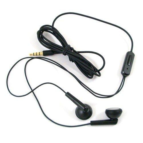 MOTOROLA SJYN0394A Stereo-Headset Schwarz zu Atrix (Olympus), Defy, Dext, Razr XT910, Flipout, Milestone 2, Milestone XT720, Xoom, Xoom WiFi... Kopfhörer, Ohrhörer, Handsfree