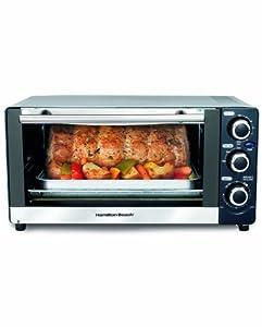 hamilton beach 31409 6 slice toaster oven sale cg 01. Black Bedroom Furniture Sets. Home Design Ideas