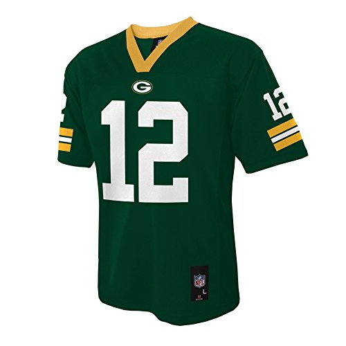 Green-Bay-Packers-Aaron-Rodgers-Green-Toddler-NFL-Jersey