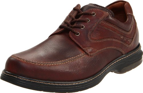 Johnston & Murphy Men's Colvard Oxford,Mahogany Full Grain,13 M US