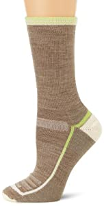 Goodhew Ladies Outdoor Tech Crew Sock (2-Pack) by Goodhew