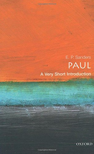 paul-a-very-short-introduction-very-short-introductions