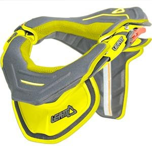 Leatt Brace Leatt Moto GPX Club II Padding Kit - --/Yellow/Grey
