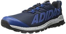 adidas Performance Men\'s Vigor 6 TR M Running Shoe,Collegiate Navy/Equipment Blue/Black,9 M US