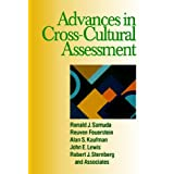 Advances in Cross-Cultural Assessment price comparison at Flipkart, Amazon, Crossword, Uread, Bookadda, Landmark, Homeshop18