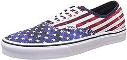 Vans Unisex Authentic Sneakers B01I3LKNGS