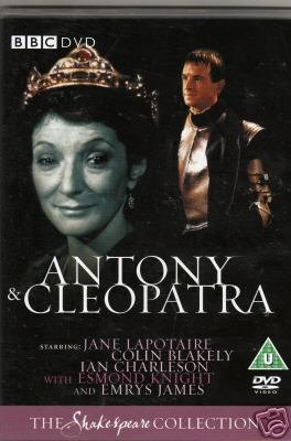 Antony & Cleopatra - BBC Shakespeare Collection [1981] [DVD]